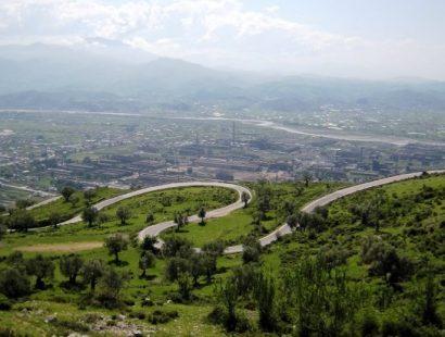 Елбасан - Тирана Проход
