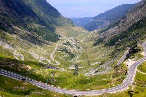 МОТО ТРАСЕТА: Трансфагарашански проход