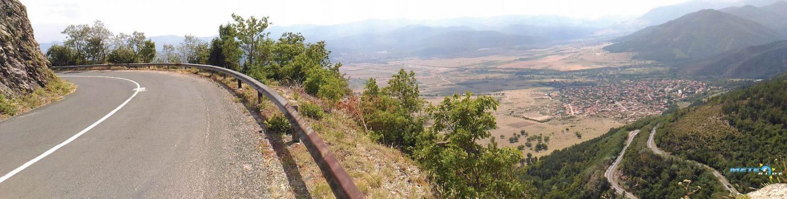 Beklemeto Pass Троян-Кърнаре, Троянски проход
