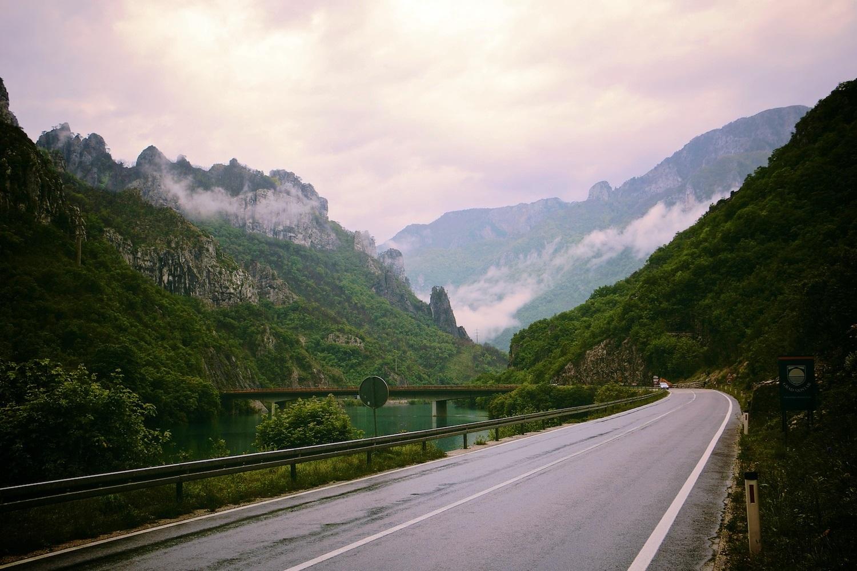 Пътят Сараево - Мостар