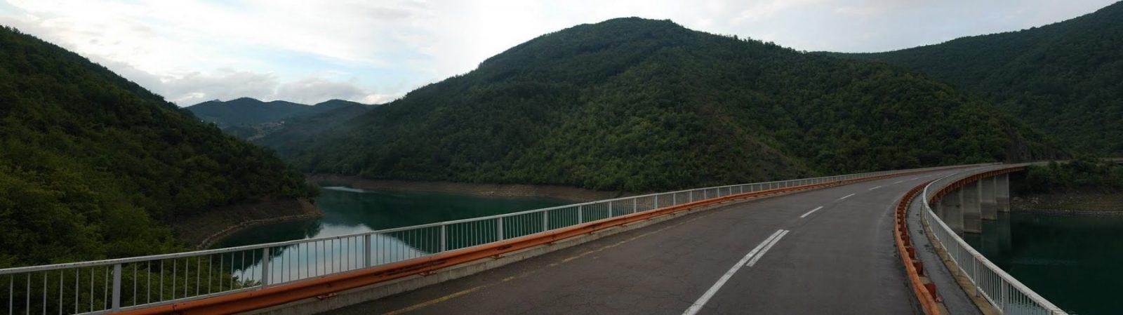 Моторевю Газиводе Ибърска магистрала