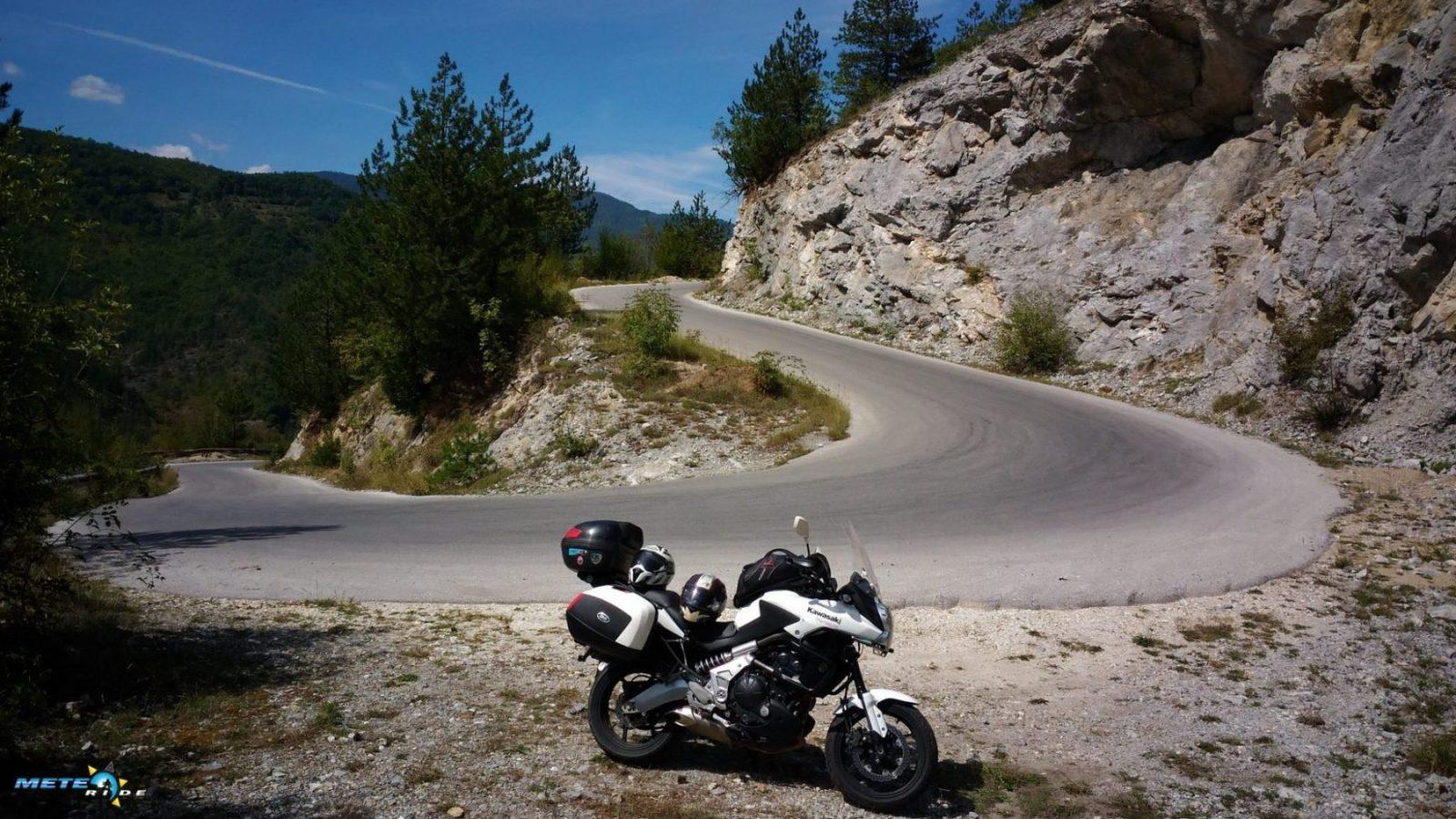Мото-маршрут Кръстова Гора-ревю
