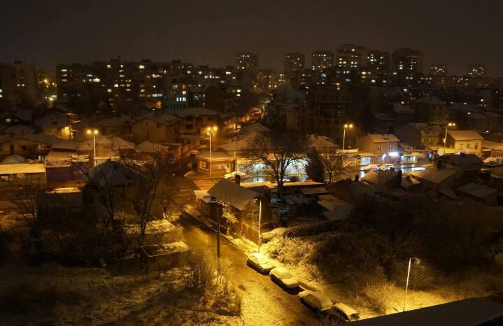 Първият сняг засипа Западна България. Прогноза за 29-30 ноември.