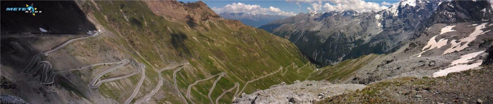 Проходът Стелвио - Passo dello Stelvio