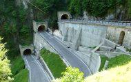 Сан Болдо (Пътят на 100-те дни) San Boldo Pass