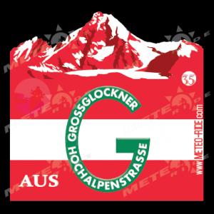 35 Grossglokner (Гросглокнер) Стикер №35, от Австрия sl