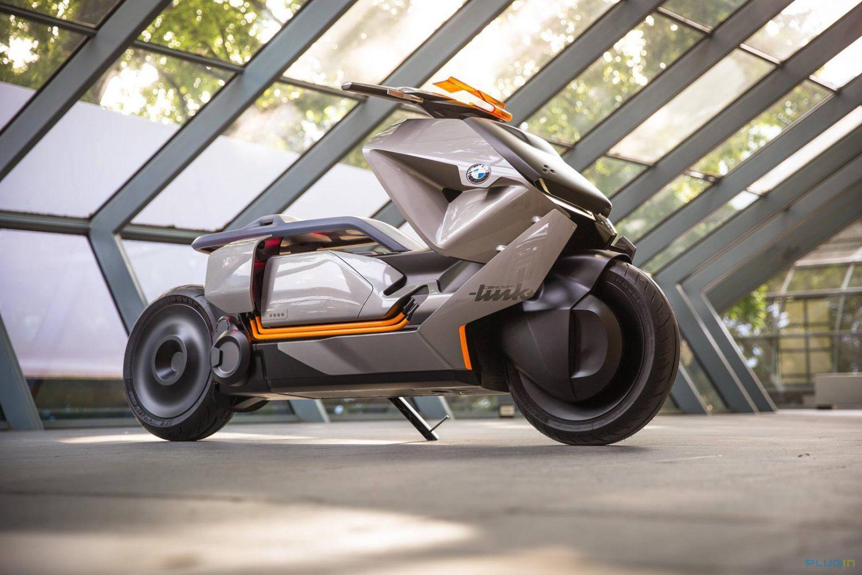 Photo of BMW Concept Link – градска мобилност с нулеви вредни емисии