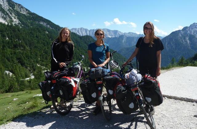 Два месеца с велосипед из Балканския полуостров и 2800 км