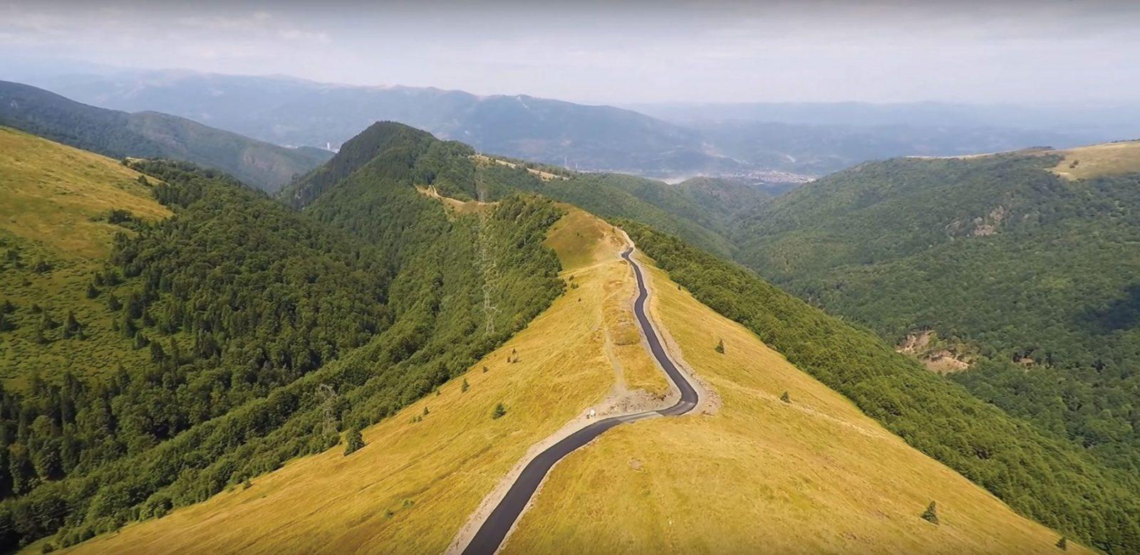 Transvilcan - в Румъния изграждат нов панорамен път по подобие на Transalpina и Transfagarasan