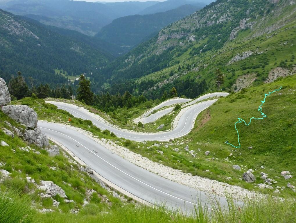 Проходът Барос (Пътищата в Южен Пинд)