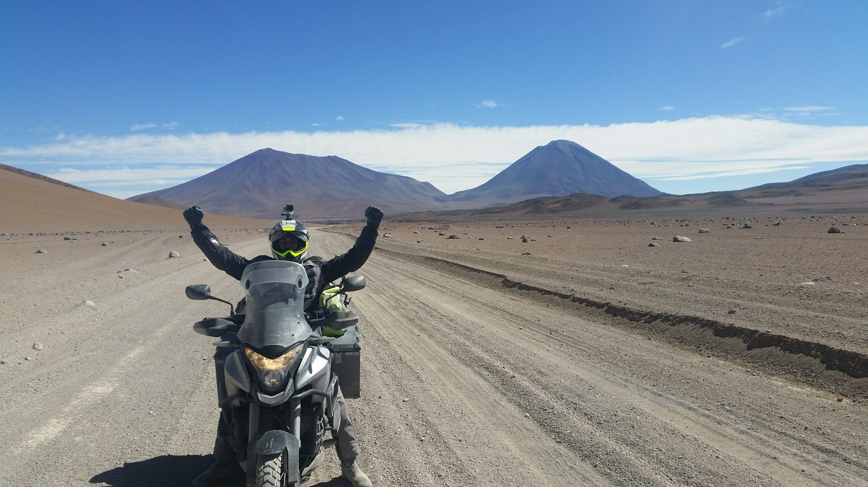 Boyan Kotzaliev, Баливия, Лагууна верде, 5000 метра