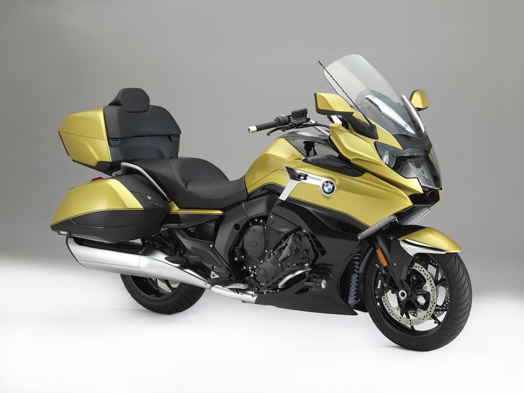 BMW K 1600 Grand America - мототуризъм по американски