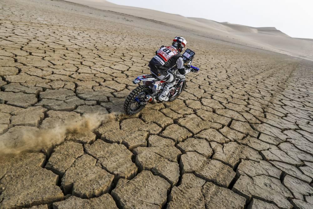 Дакар 2018 - Етап 3: Сам Съндърланд се връща на върха с втора етапна победа