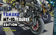 Тествахме Yamaha MT-10 Tourer Edition: Брутална сила за уикенда (Видео 4K)