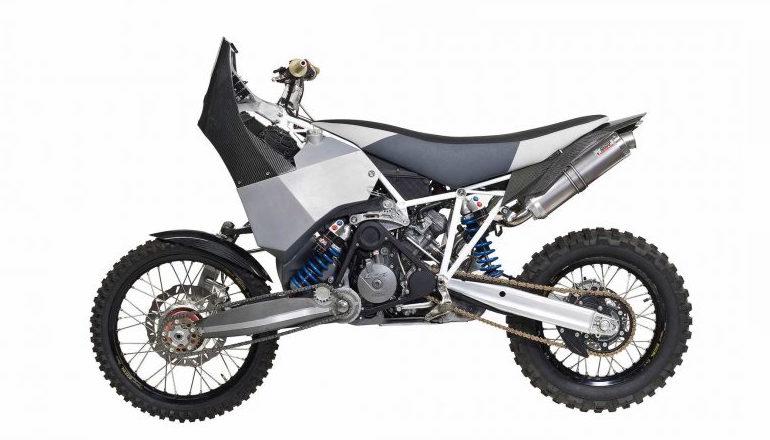 Запознайте се с проект DT-A - AWD 2х2 концепция на база KTM 990
