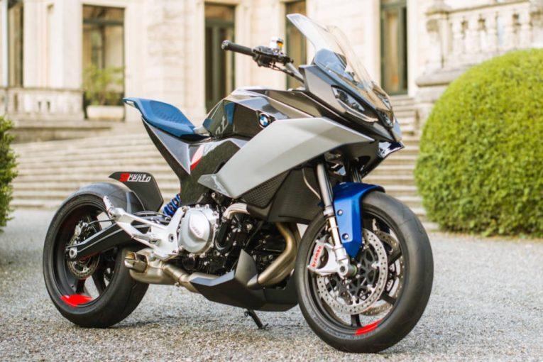BMW представи Concept 9cento - претендент в средния клас на спорт турърите