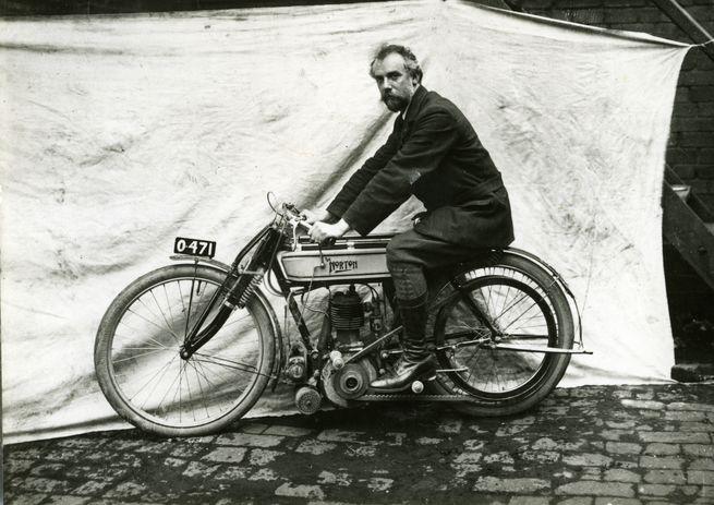 Мотоциклетни пророци: Джеймс Лансдаун Нортън (Norton)