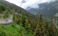 Проходът Малоя – Maloja Pass