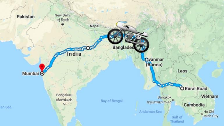 Най-накрая! От Google скоро пускат опция за мотоциклет в маршрутите на картите