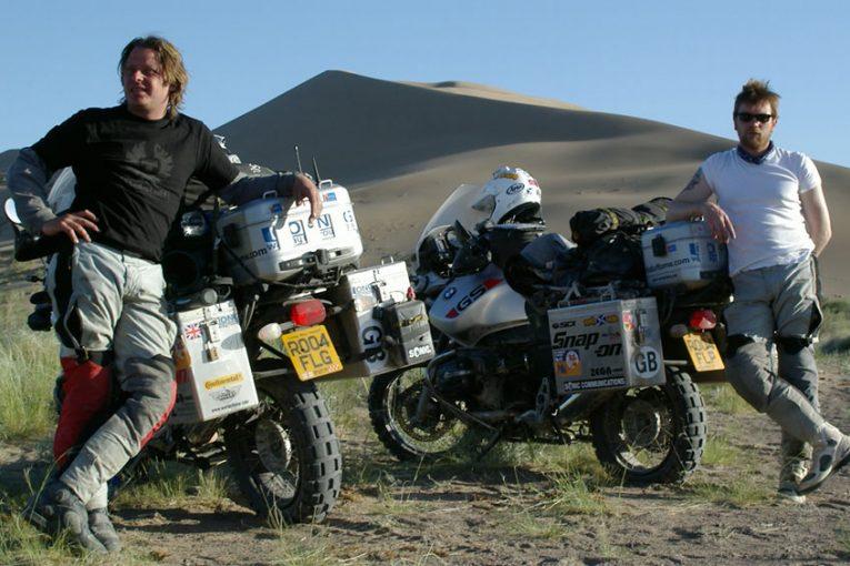 Юън Макгрегър и Чарли Бурман подготвят трето епично мото пътешествие