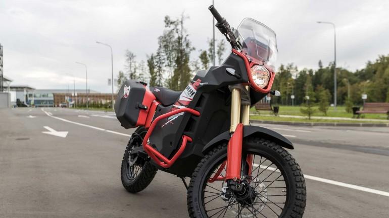 Калашников пускат още два електрически мотоциклета