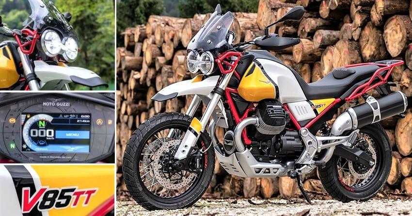Guzzi V85 и Aprilia RSV4 на Moto Expo'19 - мощно италианско присъствие на изложението