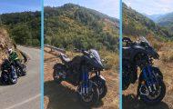 Yamaha Niken в България – Изследвахме света на три колела