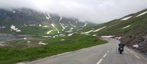 """Проходът Мон Сени - Col du Mont Cenis: """"Пепелявата планина"""""""
