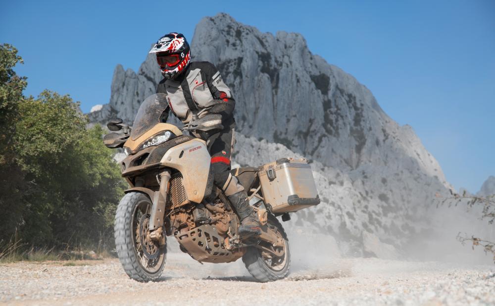 Ducati разкри Multistrada Enduro 1260 с промо видео