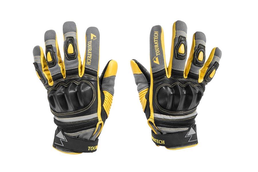 Нанотехнологичните ръкавици на Touratech - Guardo Adventure