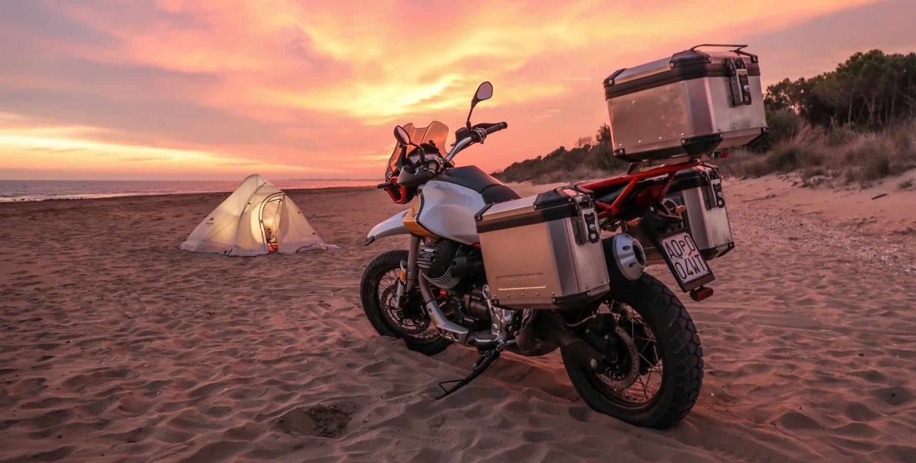 Moto Guzzi V85 TT идва в България през пролетта