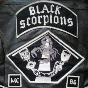 Мото среща Пазарджик - Black Scorpions МС @ Пазарджик