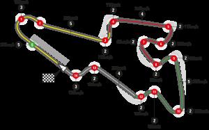MotoGP: Гран При на Чехия, Бърно