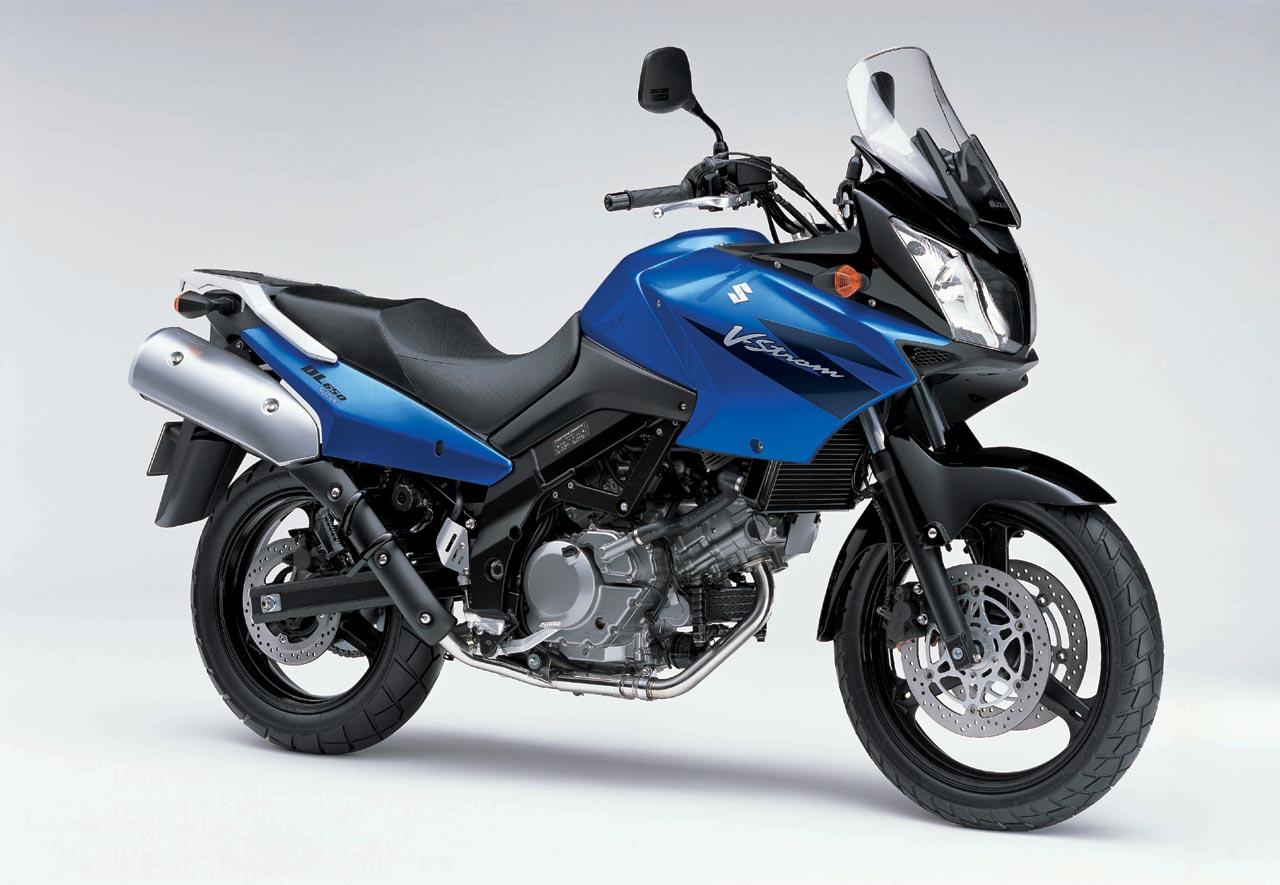 Suzuki V-Strom DL650/1000 (2002-2012) - Вашите мнения