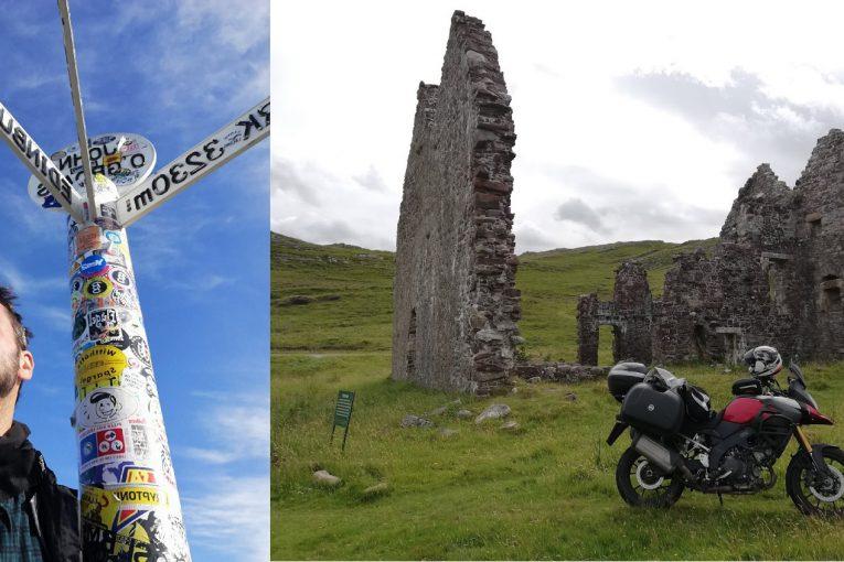 ИНТЕРВЮ: Светльо Радулов за пленяващата Шотландия и най-добрия начин да пътешестваш - с мотоциклет