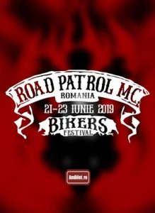 Road Patrol MC Romania Bikers Festival 2019 @ Румъния