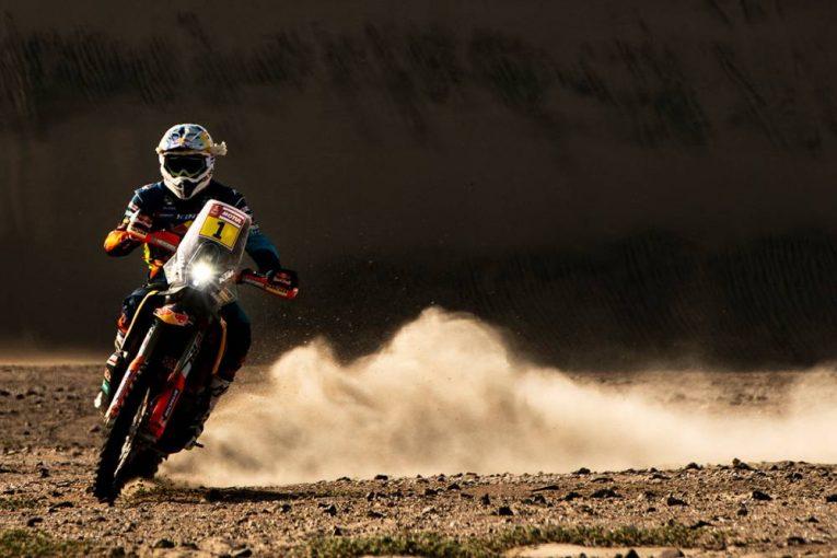 Дакар'19 - Е8: Брабек и Honda изгърмяха! Прайс отново хладнокръвен - класиране