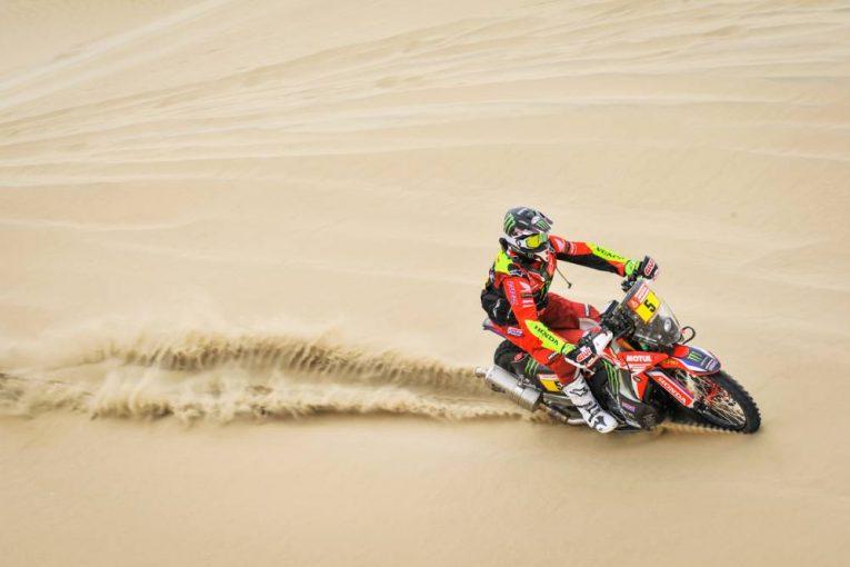 Дакар'19: Пясъците на Перу взимат страха на всички, Бареда най-смел и печели