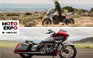 Harley-Davidson и Triumph с нови и атрактивни модели на Moto Expo'19