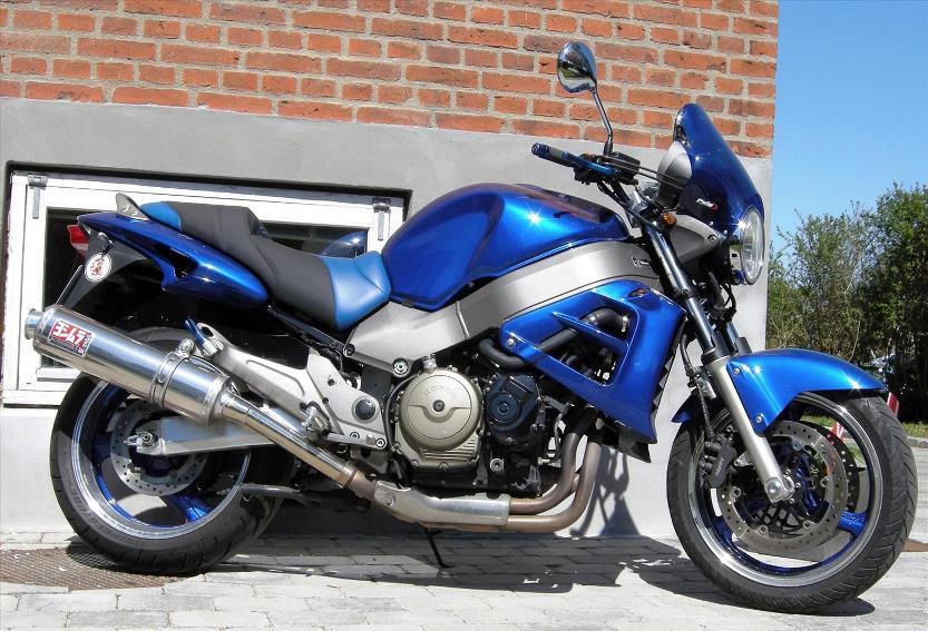 Honda CB 11000SF