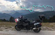 Katara Pass (Metsovo Pass) – затвореният проход, оставен на благосклонността на природата