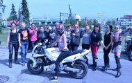 Българските мотористки отбелязват 04.05 – Международния ден на жените мотористи