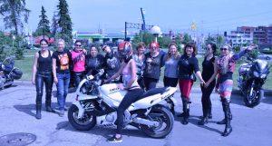 Българските мотористки отбелязват 04.05 - Международния ден на жените мотористи @ България