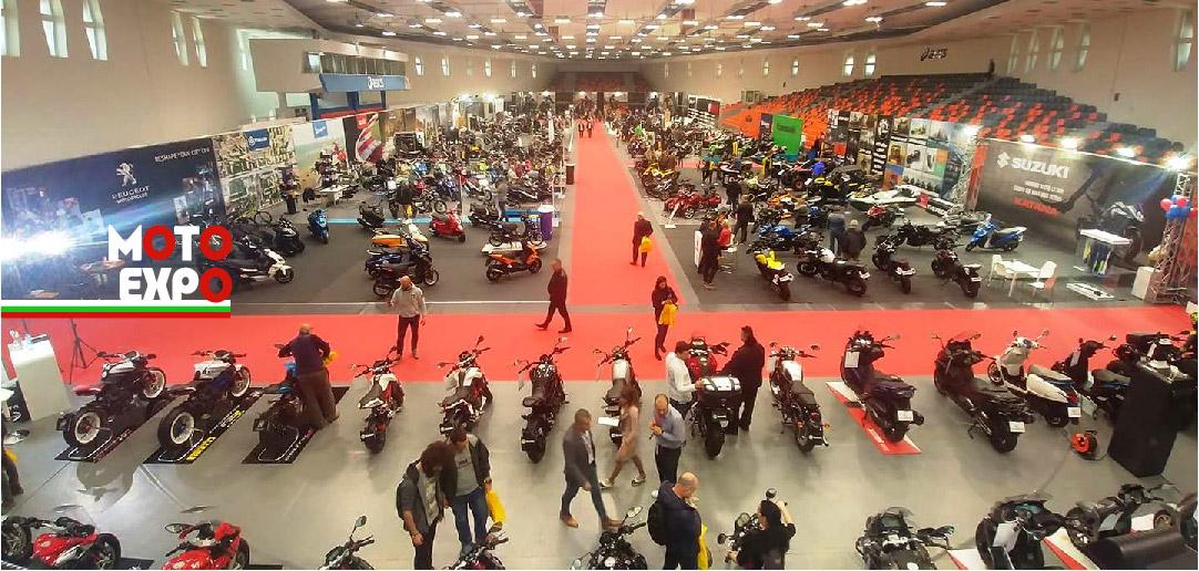 Много посетители и сериозни продажби на Moto Expo 2019