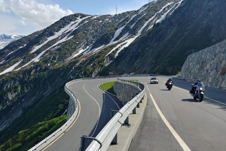 Проходът Фурка - Furka Pass: Проходът на Джеймс Бонд