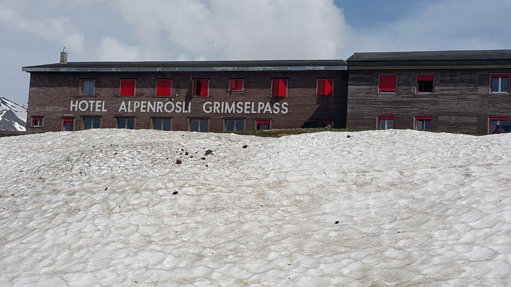 Grimsel Pass - Проходът Гримзел: Шедьовърът на швейцарските Алпи