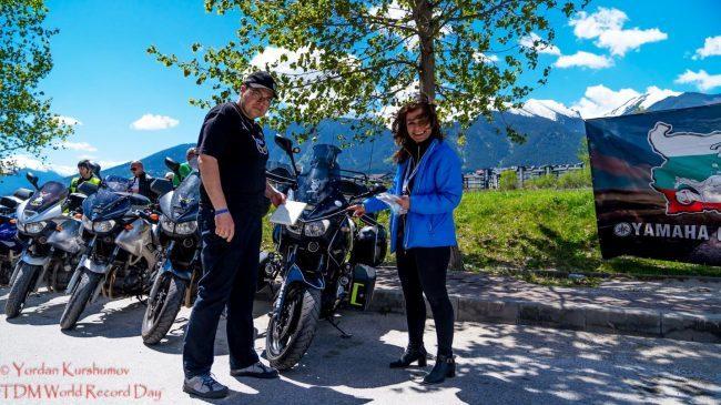 Photo of Зад кулисите на рекорда на Yamaha TDM България – интервю с Веселин Куршумов – I част