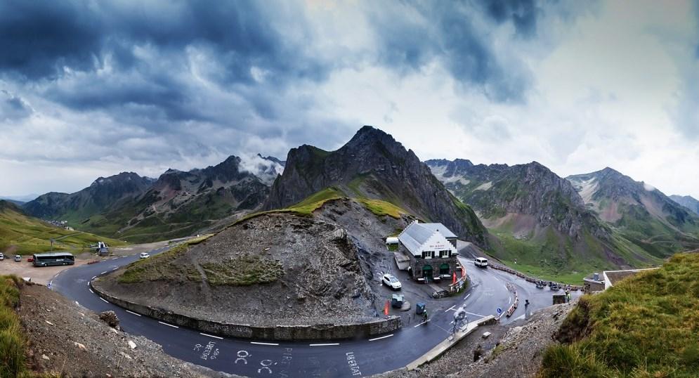 Col du Tourmalet - Проходът Турмале