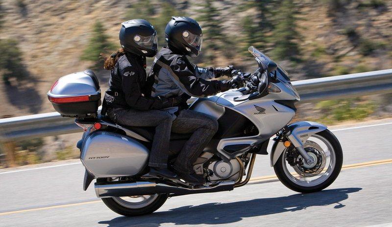 Honda Deauville NT650V/700 (1998-2013) – Вашите мнения