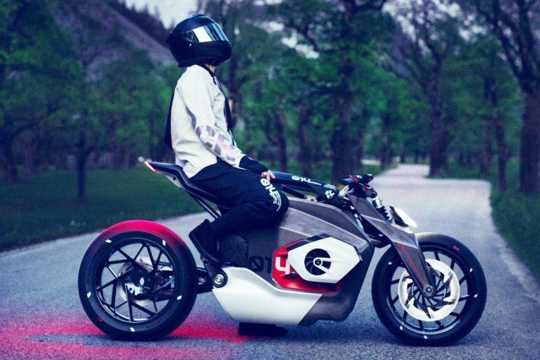 Електрическо BMW, но отново боксер? Въпрос на стил - Vision DC Roadster